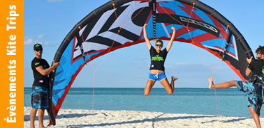 evenement kite trips